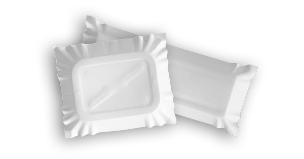 Paper catering trays