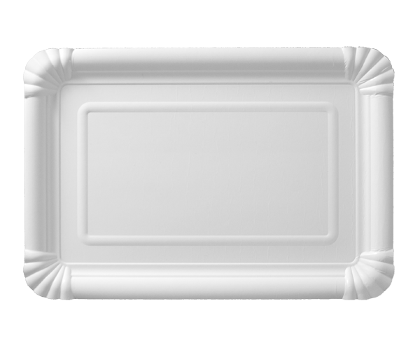 Rectangular trays 16x23 cm