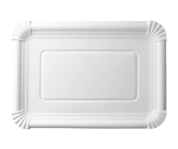 Rectangular trays 17x25 cm