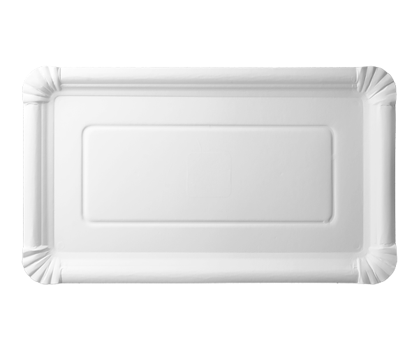 Rectangular trays 19x33 cm