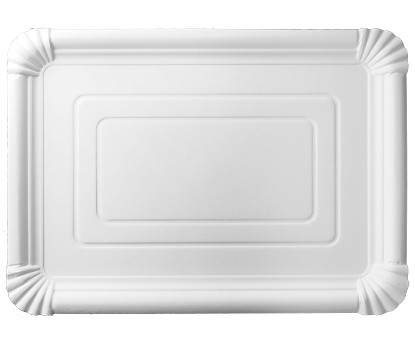 Rectangular trays 24x34 cm
